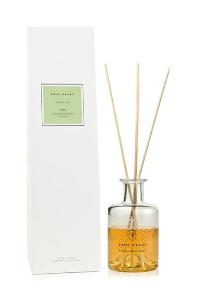 True Grace Village Green Fig Reed Diffuser - 200ml