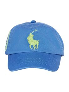 Boys Big Pony Cap