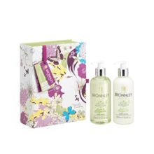 Lime & Bergamot Hand Wash & Hand Lotion