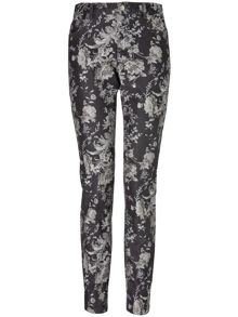 Phase Eight Victoria floral rose jeans