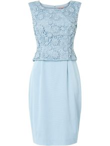 Posy lace dress