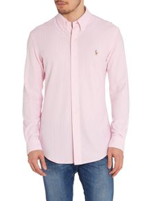 Long Sleeve Slim Fit Shirt