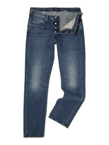 Paul Smith Jeans Standard straight leg mid wash jeans