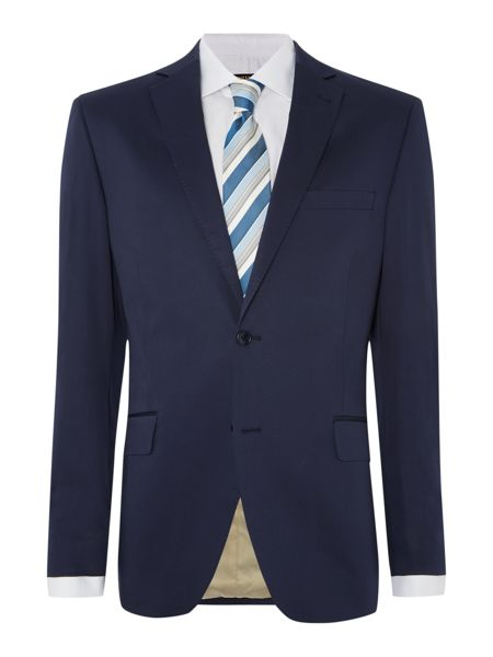 Corsivo Ercole Stretch Cotton SB2 Suit Jacket