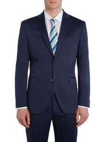 Ercole Stretch Cotton SB2 Suit Jacket