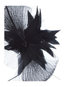 Suzanne Bettley Pleated Crinolin Fascinator