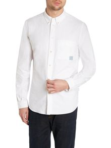 Classic oxford shirt with pocket