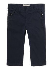 Boys twill chino trouser