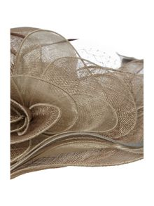 Organza Wide Hat