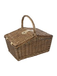 Floral 4 person hamper
