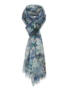 Feather Texture Scarf