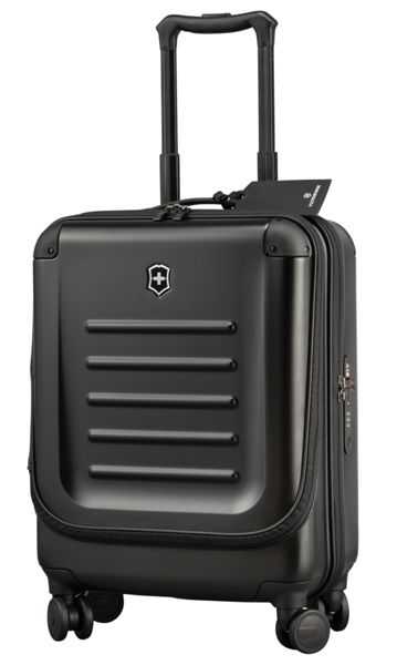 Victorinox Spectra dual-access cabin-size travel case black