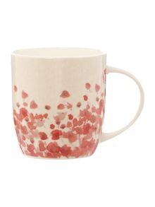 Linea Poppy field mug