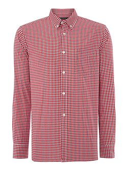 Core Silicon Connery Check Slim Fit Shirt