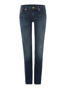 Straight leg jeans in Brooklyn Dark