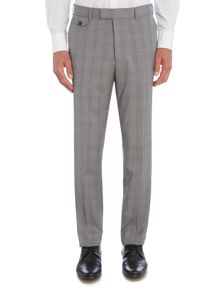 Ted Baker Pale Check Slim Fit Trouser