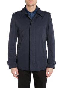 Hugo Boss Cropped trench