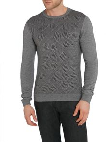 Tolentino Cotton Cashmere Blend Jumper