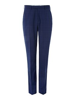 Men's Ted Baker Wellbe Slim Fit Check Suit