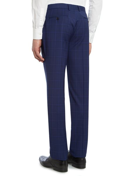 Ted Baker Wellbe Slim Fit Check Suit Trouser