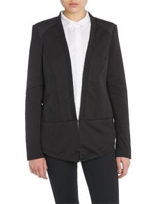 Sporty blazer jacket