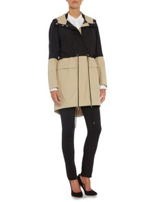Sportmax Code Block colour parka