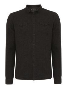Simon Long Sleeve Woven Shirt