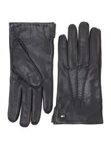 Leather glove in a box