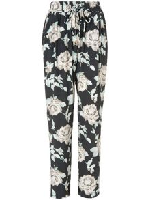 Phase Eight Rose floral printed trousers