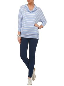 Seda stripe top