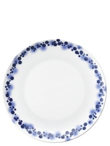 Ink Dinner Plate Ø28cm Indigo x 4