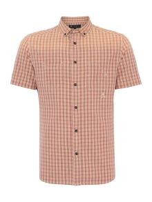 Label Lab Driver Check Short Sleeve Shirt