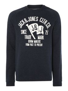 Men`S Raffa Crew Neck Sweat