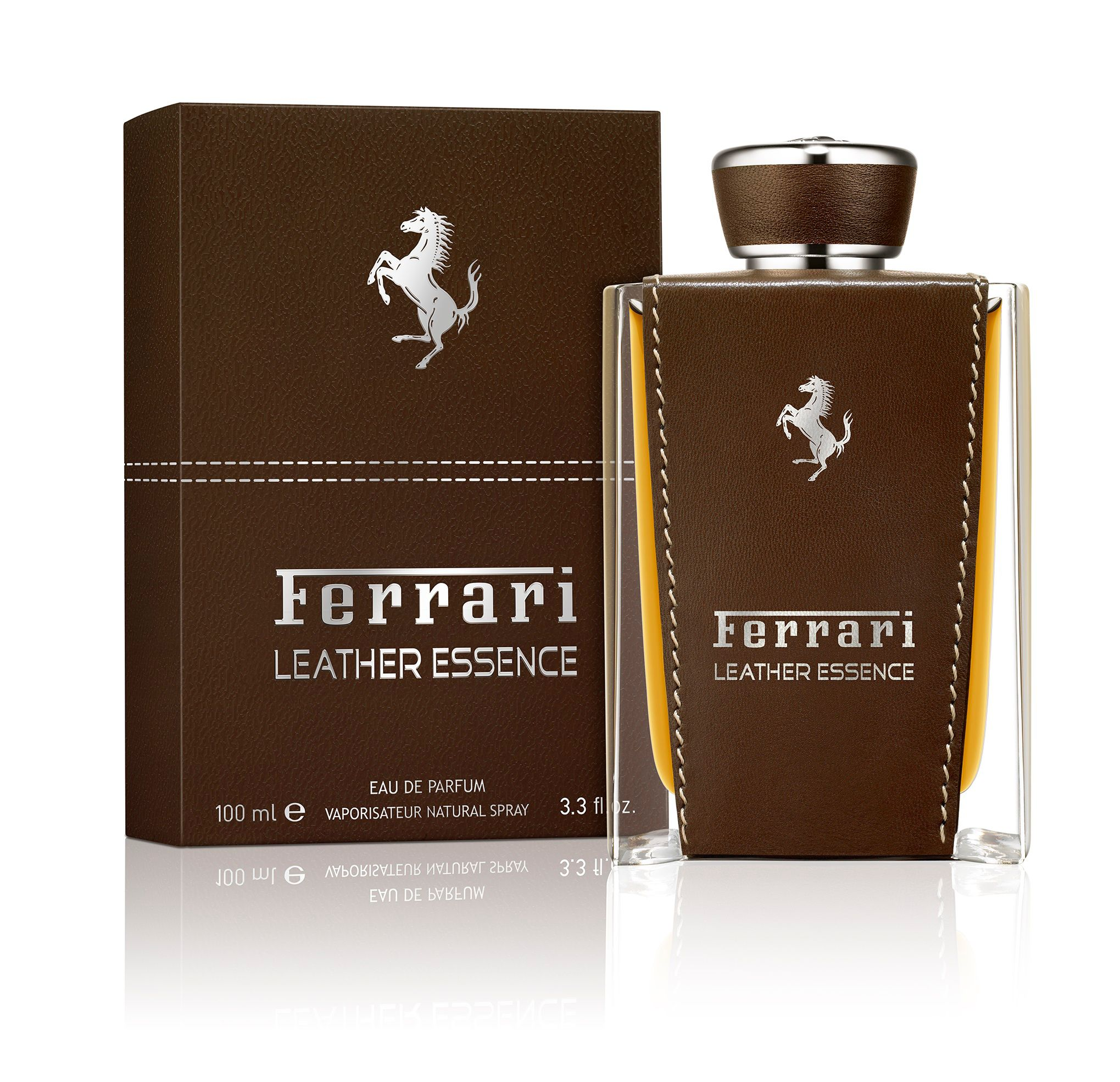 Ferrari Ferrari Leather Essence Eau de Parfum 100ml
