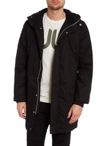 Bength padded jacket