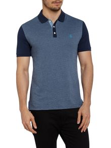 Pattern Regular Fit Polo Shirt