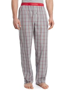 Luke plaid pant
