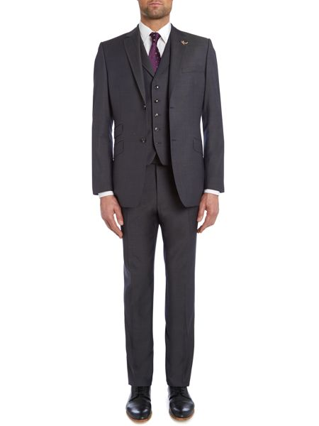 Ted Baker Dolt Regular Textured Suit Jacket