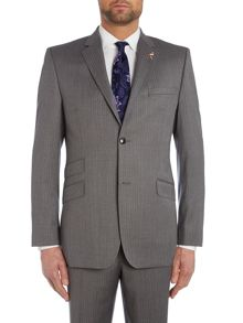 Ted Baker Bead Regular Fit Multi Pin Stripe Suit Jacket
