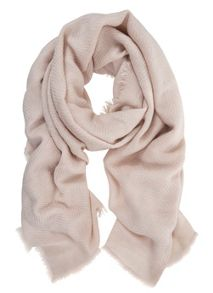 Powder Textured Scarf