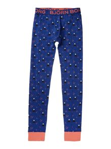 Boys geometric print pyjamas