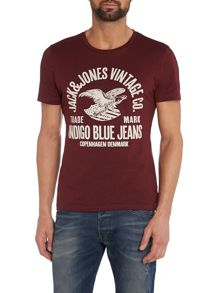 Men`s cotton eagles t-shirt