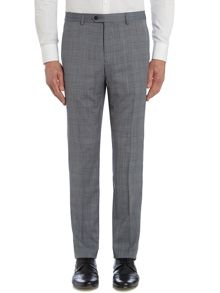 Decaf Debonair Textured  Suit Trousers