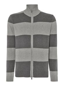 Belge striped cardigan