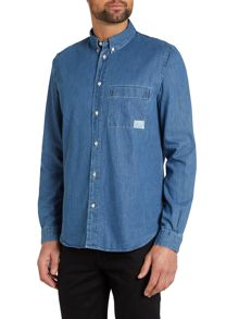 Denim Pocket Shirt