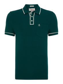 Earl Short Sleeve Polo