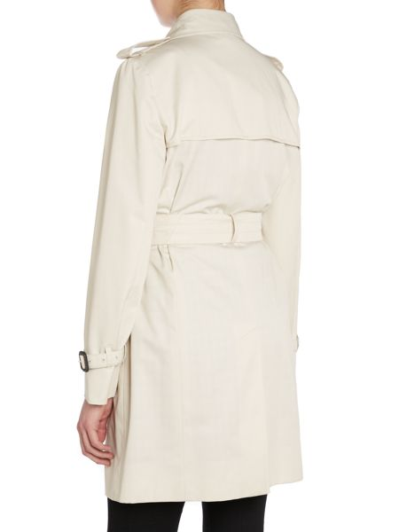 Aquascutum Franca Single Breasted Raincoat