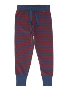 Boys low crotch pyjamas