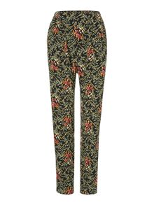 Biba Honeysuckle printed slouch trouser