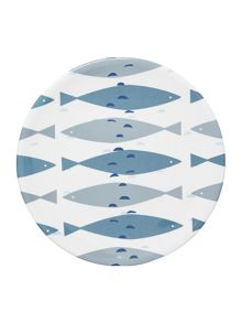 Fish side plate